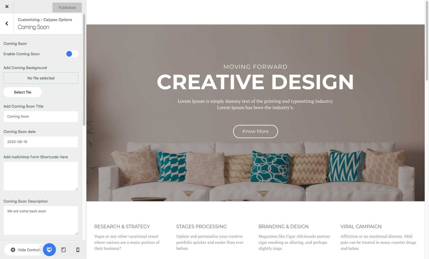 WordPress crowdfunding theme